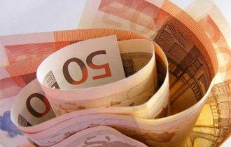 In Italia reddito medio inferiore del 25% alla media europea
