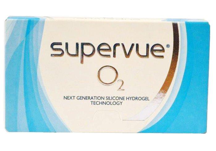 OptissimO presenta Supervue O2, le lenti a contatto mensili in Silicon Hydrogel