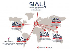 Paris Nord Villepinte – Francia: World Tour by SIAL dal 19 al 23 ottobre 2014