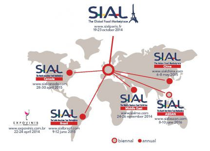 World Tour by SIAL