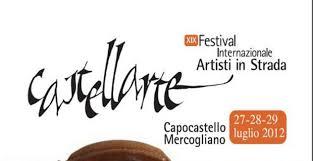 Castellarte Festival internazionale di Artisti in strada, dal 25 al 27 luglio – Avellino