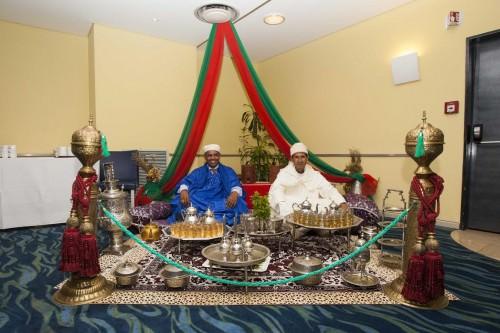 15° Anniversario dell'Avvento al Trono di Sua Maestà il Re Mohammed VI