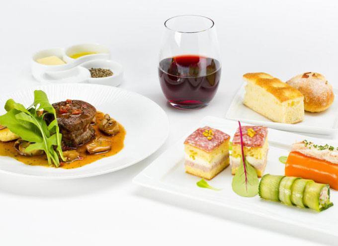 Compagnia aerea giapponese ANA: Novità nel servizio di catering a bordo dal prossimo settembre