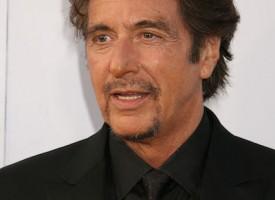 Al Pacino e la cena Tisanoreica di Gianluca Mech alla Mostra Internazionale d'Arte Cinematografica