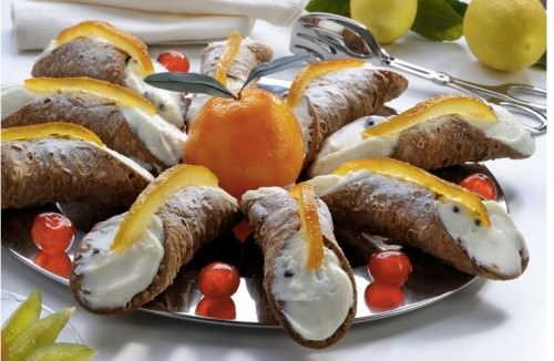 Cannoli siciliani di Dolci & Salati