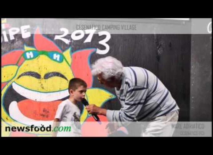 Zucchino d'Oro, 1° Festival degli stonati del Mago Zurlì al Cesenatico Camping Village