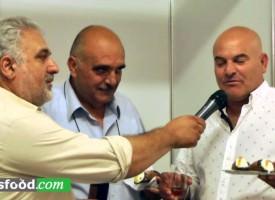 Bellavita Expo 2014, Londra: Passito di Noto e Cannolo siciliano, Matrimonio tra eccellenze di Sicilia