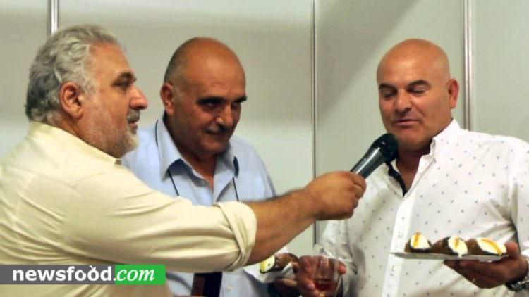 Bellavita Expo 2014, Londra: Passito di Noto e Cannolo siciliano, Matrimonio tra eccellenze di Sicilia (Video)