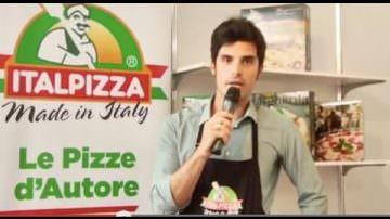 ItalPizza the best italian frozen pizza at Bellavita EXPO 2014 – London