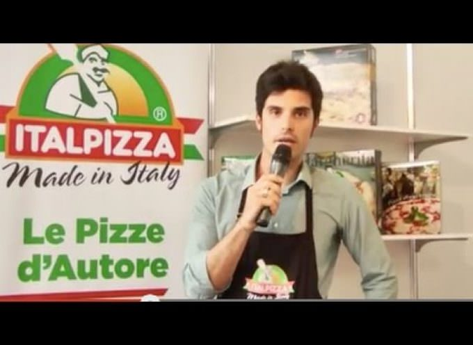 ItalPizza the best italian frozen pizza at Bellavita EXPO 2014 – London