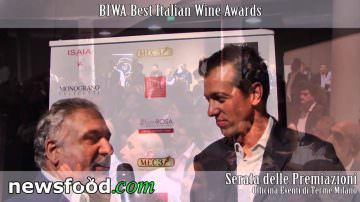 Luca Ferraro Prosecco ColFondo da BeleCasel at Best Italian Wine Awards 2013