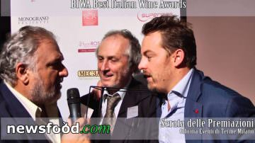 Mauro Mascarello da Monchiero Il Barolo Monprivato ai Best Italian Wine Awards 2013