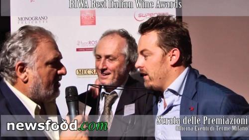 Mauro Mascarello da Monchiero Il Barolo Monprivato ai Best Italian Wine Awards 2013