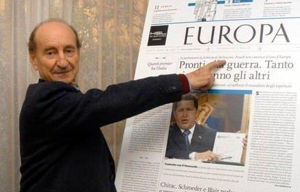 La scomparsa di Federico Orlando, giornalista e politico: il saluto di Achille Colombo Clerici