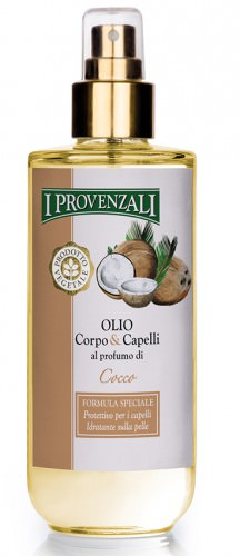 Olio Corpo e Capelli al cocco, I provenzali