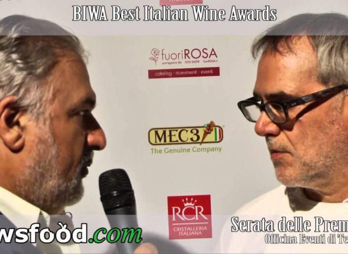 Salvatore Tassa/Colline Ciociare:  Premiazione Best Italian Wine Awards 2013 – BIWA (Video)