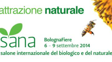SANA 2014: A Bologna, da sabato 6 a martedì  9 settembre
