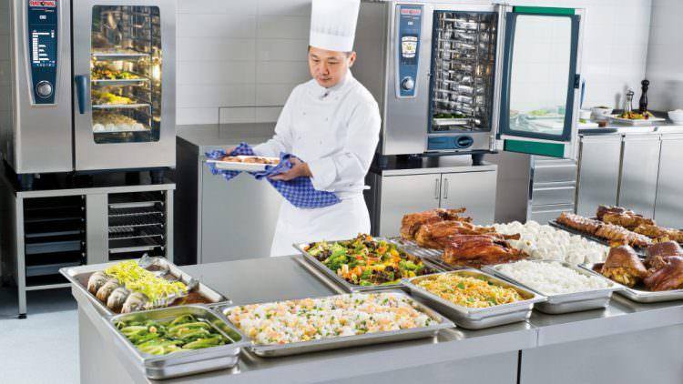 Rational presenta un nuovo sistema di cottura che strizza l'occhio alla cucina etnica