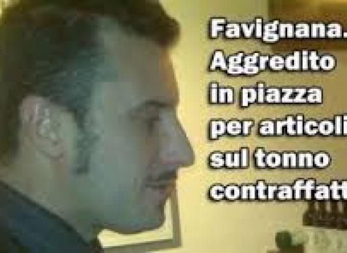 """""""Tonno"""" aggredisce donna incinta coi suoi tre bambini, in piazza a Favignana"""