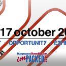 Packaging alimentare a Padova: grande evento di macchine per il confezionamento – 13-17 ottobre