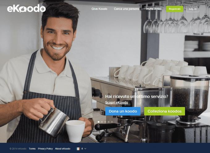 Buon lavoro! Ti meriti un eKoodo: il social network che premia un lavoro ben fatto