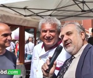 Chef al Massimo – Monzuno 2014: Davide Paolini e Igles Corelli (Video)