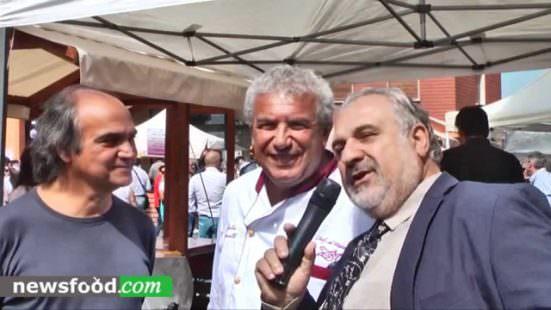 Chef al Massimo Monzuno 2014: Igles Corelli e Davide Paolini