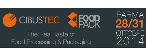 Cibus Tec – Food Pack a Parma dal 28 al 31 ottobre 2014