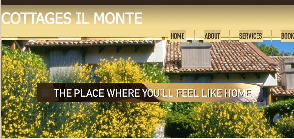 Al SANA Bologna a lavorare e poi a dormire in campagna, non in un B&B ma in un bel cottage a Monzuno