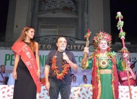 Peperoncino Festival 2014, a Diamante dal 10 al 14 Settembre 2014, la 22ma edizione