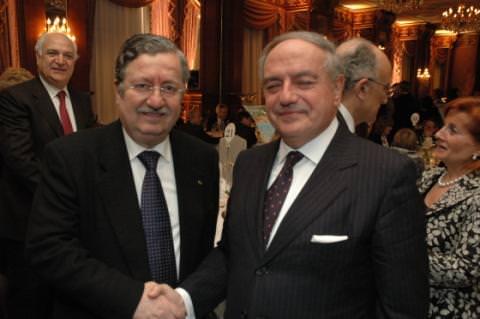 Gian Valerio Lombardi e Colombo Clerici