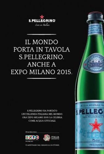 EXPO Milano 2015, S. Pellegrino