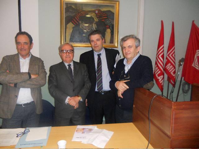 Trasporti in Lombardia: Intervento del Sen. Mirabelli alla Festa dell'Unità