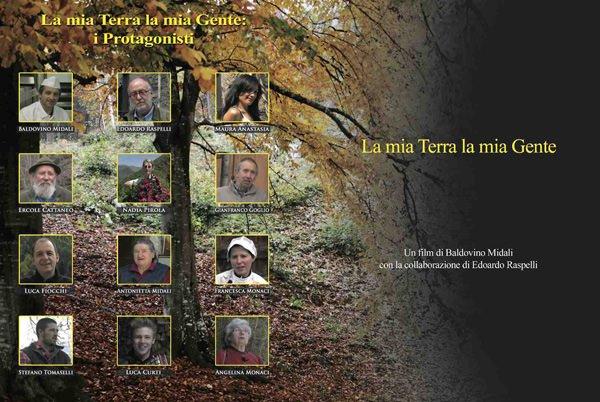 """""""La mia Terra, la mia Gente"""" di Baldovino Midali: In edicola il film che racconta la vita della montagna"""