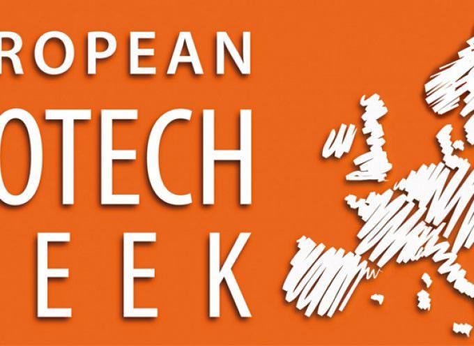 European Biotech Week dal 6 al 12 ottobre: Una settimana per raccontare le biotecnologie nei loro diversi settori di applicazione