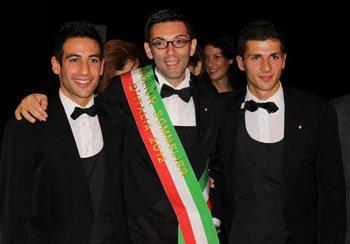 ASPI: Miglior Sommelier d'Italia 2014 a Roncegno Terme