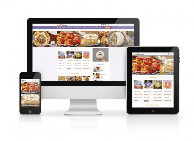 Banzai Banzai: il nuovo sito GialloZafferano è on line con 600.000 utenti unici giorno… soltanto??