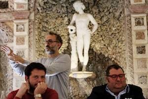 Marco Bolasco, Massimo Bottura e Max Bergami