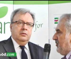 SANA 2014: Paolo Carnemolla, Presidente FederBio in attesa di Expo 2015