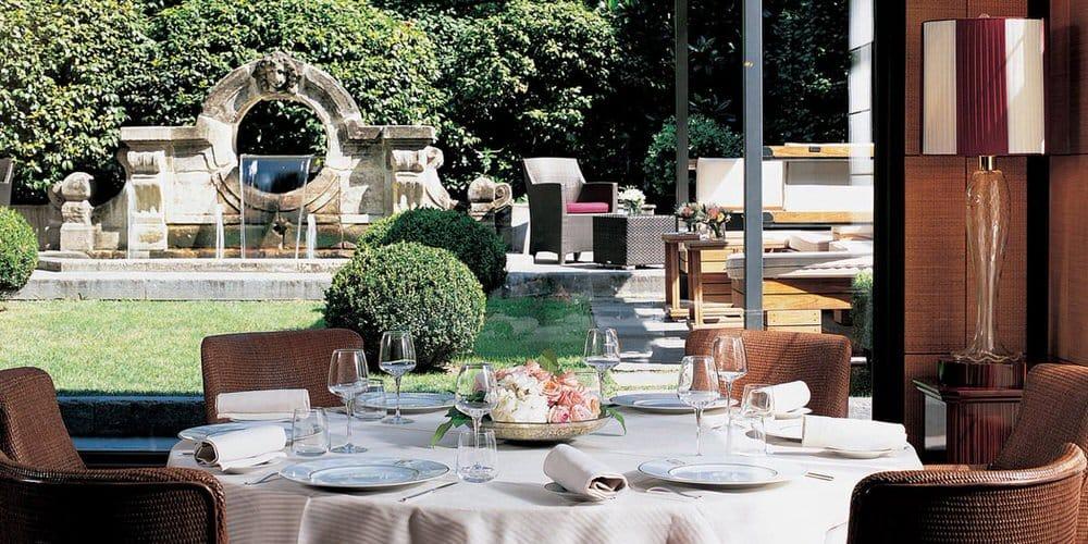 Milano settembre e ottobre al ristorante acanto dell for Ibiza ristorante milano