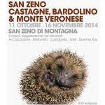 San Zeno di Montagna: Cinque menù a base di castagne del Baldo in abbinamento con il Bardolino