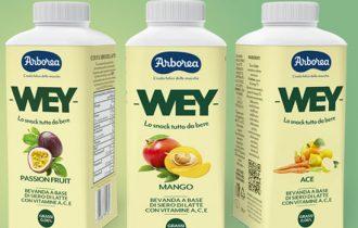 Cooperativa Latte Arborea: Grande successo per WEY, il primo snack da bere a base di siero di latte e al gusto di frutta