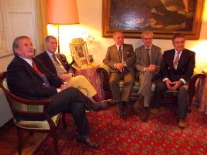 Genova: commemorazione di Marcello Staglieno, giornalista, scrittore, saggista e politico