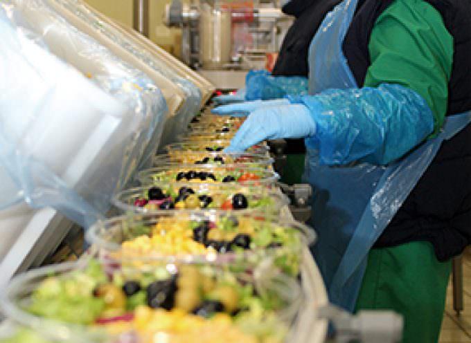 La Linea Verde, leader dell'ortofrutta fresca di IV gamma,  a Cibus Tec, il Salone delle tecnologie per la produzione, il packaging e la logistica