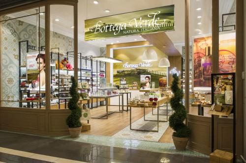 Bottega Verde new retail concept foto 1 (2) 2