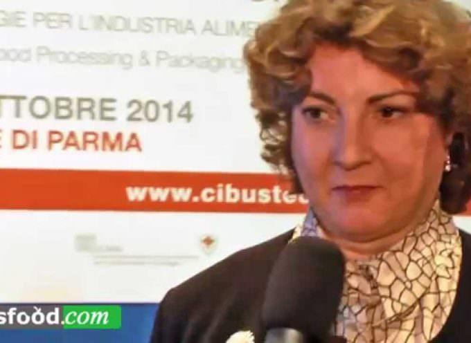 ANUGA Food Tec 2015 by Katharina Hamma al Cibus Tec di Parma