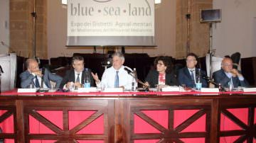 Blue Sea Land: Focus sui distretti produttivi, le filiere agroalimentari e le reti d'impresa