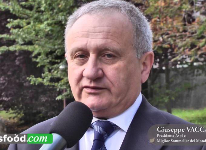 Salvatore Salerno è il vincitore del Concorso Miglior Sommelier d'Italia ASPI 2014 – Intervista a Giuseppe Vaccarini