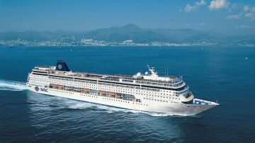 Vacanze di Natale 2014: Carlo Cracco firma i menu a bordo delle navi MSC Crociere
