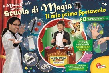 """""""Mago Gentile Scuola di Magia"""" IL MIO PRIMO SPETTACOLO"""